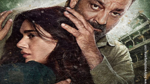 First Look Of The Movie Bhoomi
