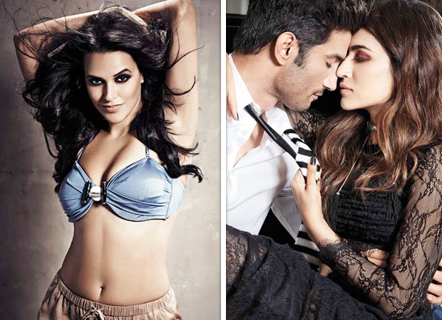 Did Neha Dhupia just confirm that Kriti Sanon - Sushant Singh Rajput are being in a relationship