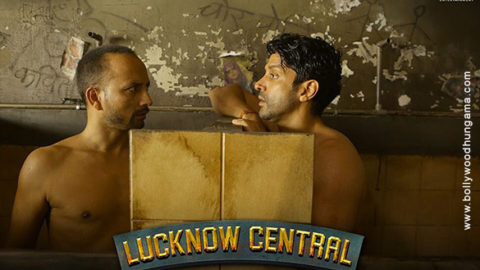 First Look Of Lucknow Central