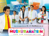 First Look Of The Movie Muskurahatein