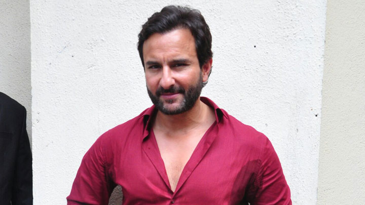 Saif Ali Khan's HILARIOUS Reply On CBFC 'Chef' Trailer Launch video