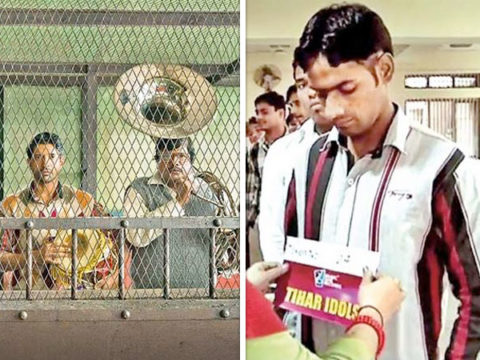 Tihar jail inmates to turn reality show contestants news