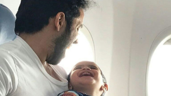 Tusshar Kapoor shares cute pictures of his son Laksshya