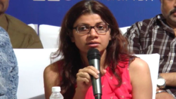 """It's Time To Get Rid Of CENSORSHIP NOW"": Alankrita Shrivastava | Babumoshai Bandookbaaz Press Conference"