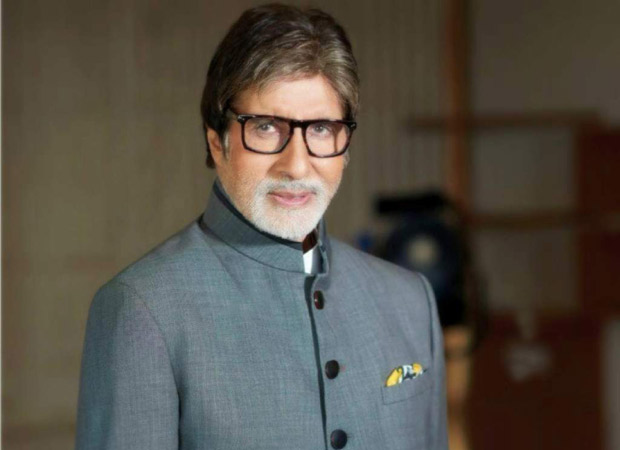 """I've been approached for Race 3"" - Amitabh Bachchan"