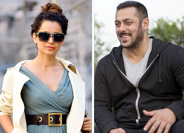 """I don't regret leaving Sultan""- Kangana Ranaut reveals why refused to work with Salman Khan in Sultan"
