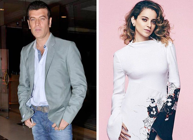 """Produce the FIR copy or issue an unconditional apology!"" - Aditya Pancholi hits back at Kangana Ranaut1"