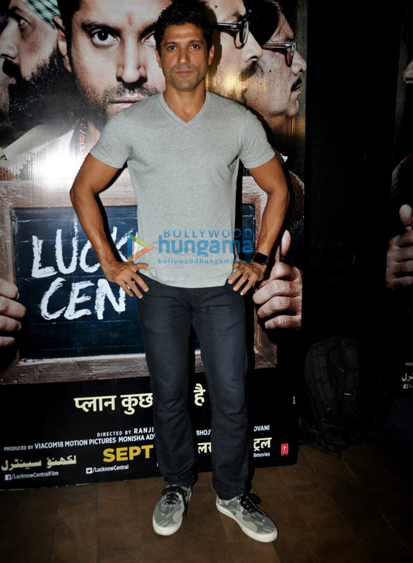 Special screening of 'Lucknow Central'