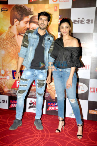 Launch of Daisy Shah movie 'Ram Ratan'