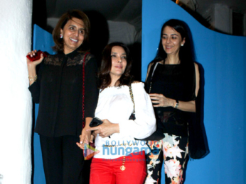Neetu Singh snapped at Olive