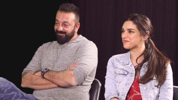 """If I Wake Up As Salman Khan, I Will…"": Sanjay Dutt | Rapid Fire | Aamir Khan | Bhoomi"