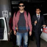 Aditya Roy Kapur snapped at airport