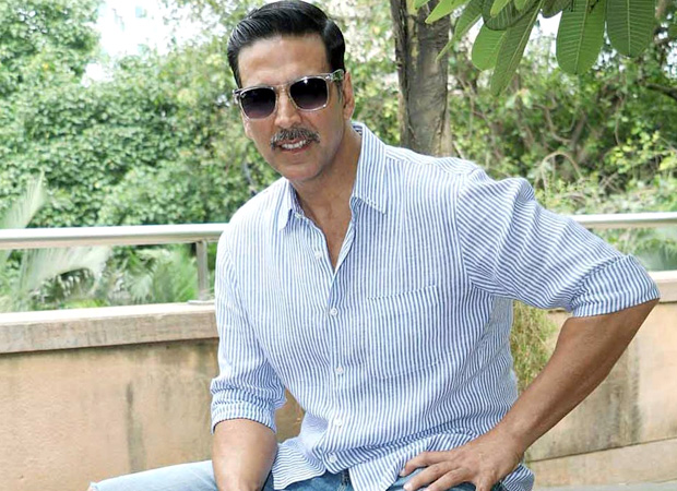 New Gold poster: Akshay Kumar looks golden, but where is Mouni Roy?