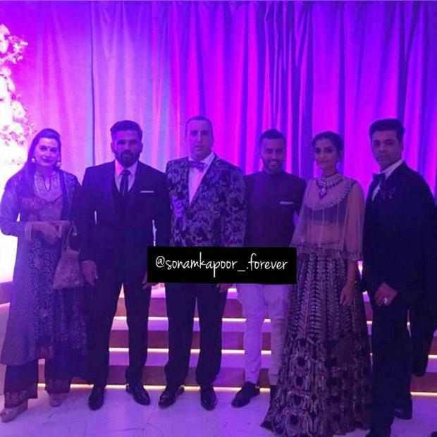 Check out Ranveer Singh, Hrithik Roshan, Karan Johar, Anil Kapoor, Sonam Kapoor party hard at a London wedding (3)