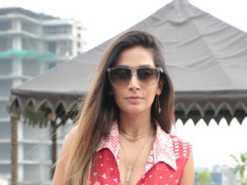 Monica Dogra promotes her single 'Naraye Mastana'