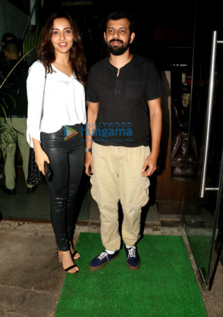 Neha Sharma snapped in Juhu