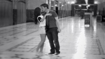 Ileana D'Cruz seals her love for Andrew Kneebone with a kiss and it is definitely romantic