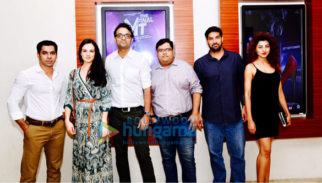 Kunaal Roy Kapur, Mrunal Jhaveri, Vishal Rana and others grace the press meet of the film The Final Exit