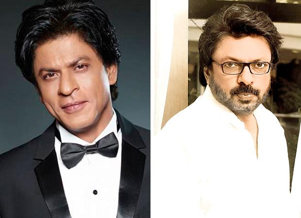 OMG! No film for Shah Rukh Khan with his 'Dev Babu' Sanjay Leela Bhansali