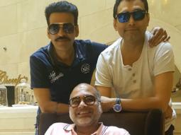 REVEALED Neeraj Pandey's Aiyaary team begin shoot in Cairo