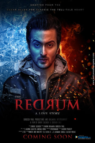 First Look Of The Movie Redrum A Love Story