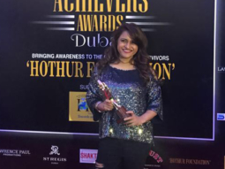 Rohini Iyer wins the Stardust Acheivers Award for the Most Influential Media Entrepreneur
