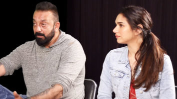Sanjay Dutt Speaks Up About Why He Has Such A Giving Nature  Aditi Rao Hydari  Bhoomi video