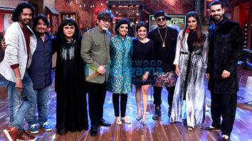 Singers Special episode on The Drama Company