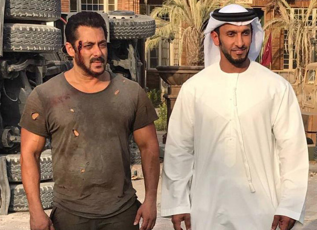 Tiger Zinda Hai Salman Khan's bruised look proves he is ready to enthrall the audience with breathtaking action sequences