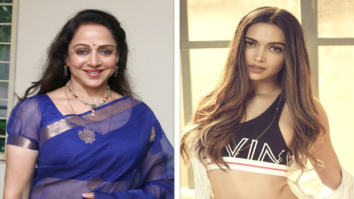 """Deepika Padukone is now part of my family"" - Hema Malini on Deepika and why husband Dharmendra stayed away from the book launch"
