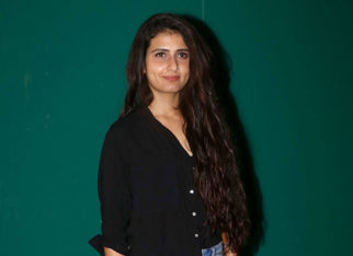 """I am very fortunate to be working with Amitabh Bachchan"" – Fatima Sana Shaikh"