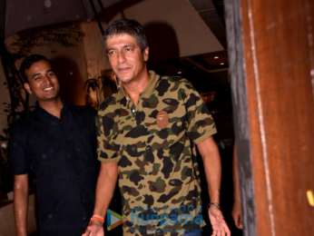 Anil Kapoor's Karva Chauth bash