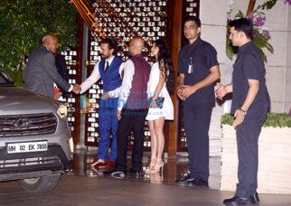 Aamir Khan, Sridevi and others at Ambani's bash for 19th Mumbai Film Festival