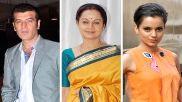 Aditya Pancholi and wife Zarina Wahab take legal action against Kangana Ranaut