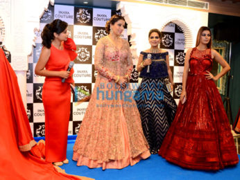Bipasha Basu at a store launch in New Delhi