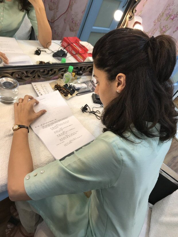 Check out Post Judwaa 2 success, Taapsee Pannu begins shooting for her next, Mulk