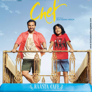 First Look From The Movie Chef