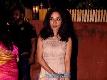 Shabana Azmi's star-studded Diwali bash