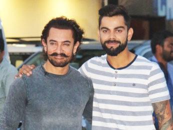 Diwali Special Celebrations With Aamir Khan & Virat Kohli Secret Superstar