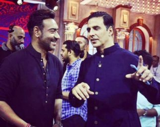 EXCLUSIVE Did Ajay Devgn and Akshay Kumar TALK about BATTLE OF SARAGARHI when they met Here's the inside scoop