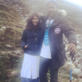 Ekta Kapoor visits the sets of Kedarnath