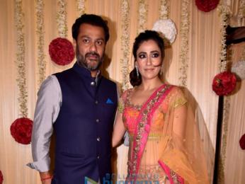 Celebs grace Ekta Kapoor's Diwali bash