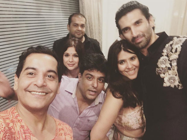 Ekta Kapoor's Diwali party 2017-7