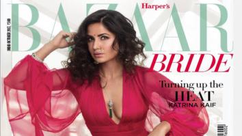 HOTNESS Katrina Kaif turns up the heat as a boho bride on Harper's Bazaar Bride001