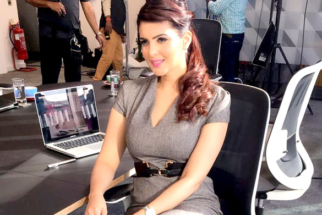 On The Sets Of The Movie Hate Story 4