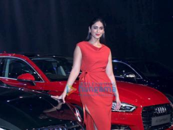Ileana D'Cruz grace 'Audi A5' launch