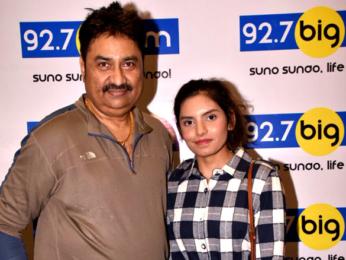 Kumar Sanu at Big FM Diwali celebration 'Khushiyon ki Marathon'