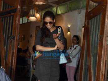 Mira Rajput and Misha Kapoor snapped in Bandra