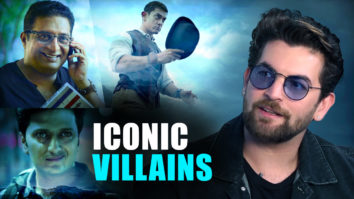 Neil Nitin Mukesh Comments On ICONIC Villains