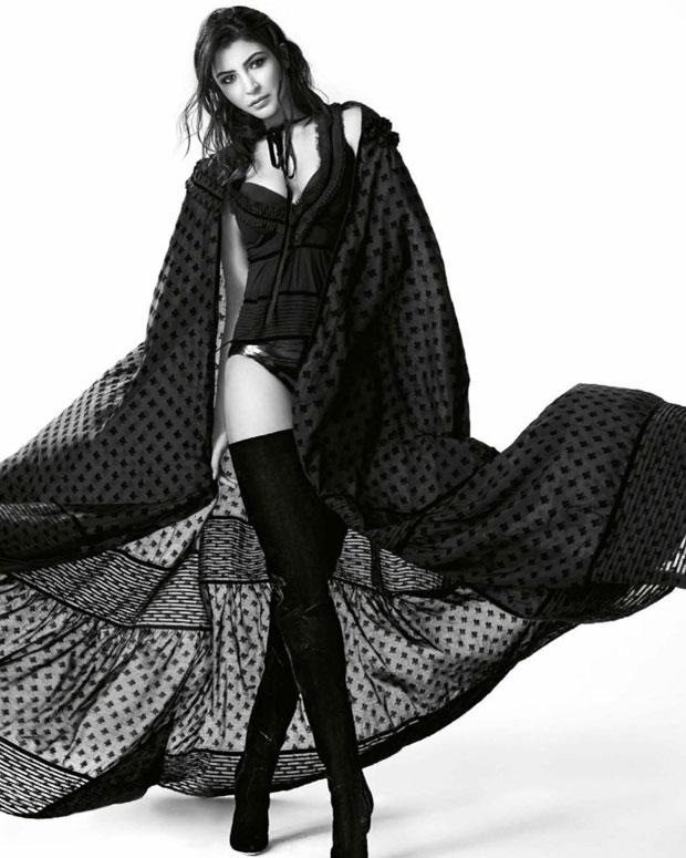 OMG! Anushka Sharma raises the photoshoot for Vogue
